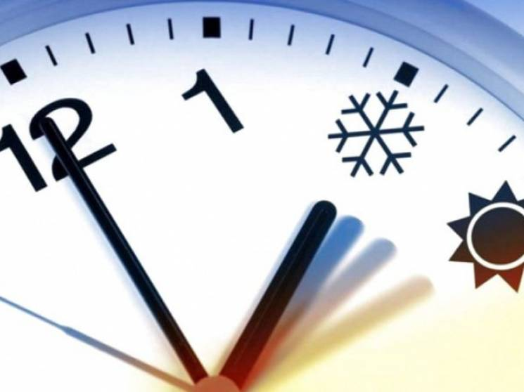Перехід на зимовий час: Коли українці переведуть годинники