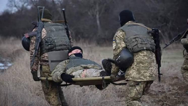 Доба в ООС: 19 обстрілів і троє поранених бійців ЗСУ (КАРТА)