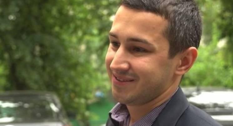 Синові Грицака зійшло з рук переслідування активістів Майдану