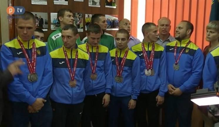 Полтавские спортсмены завоевали 13 медал…