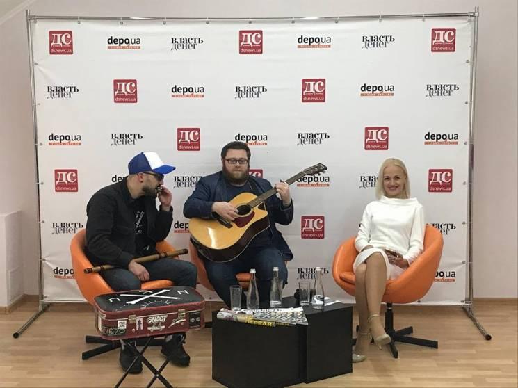 """Аватар"" і ""Яготин"": Як гурт ""Пирятин"" на Depo.ua нову пісню заспівав"