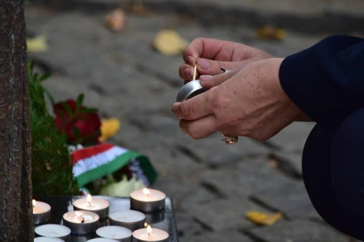 В Ужгороде отметили годовщину Венгерской…