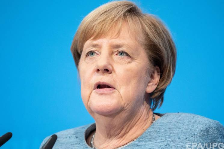 Німеччина купить в Трампа газ: В яку гру зіграє Меркель із США