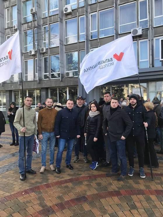 Тимошенко у Вінниці влаштувала газовий піар (ФОТО)