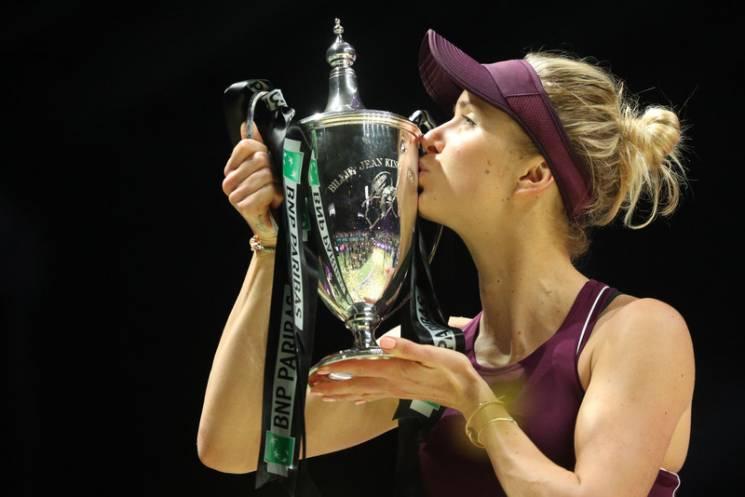 П'ять фактів про феєричний сезон тенісистки Світоліної