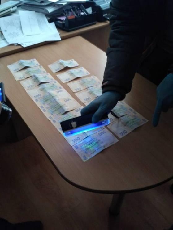У Миколаєві на вимаганні хабарів викрили…