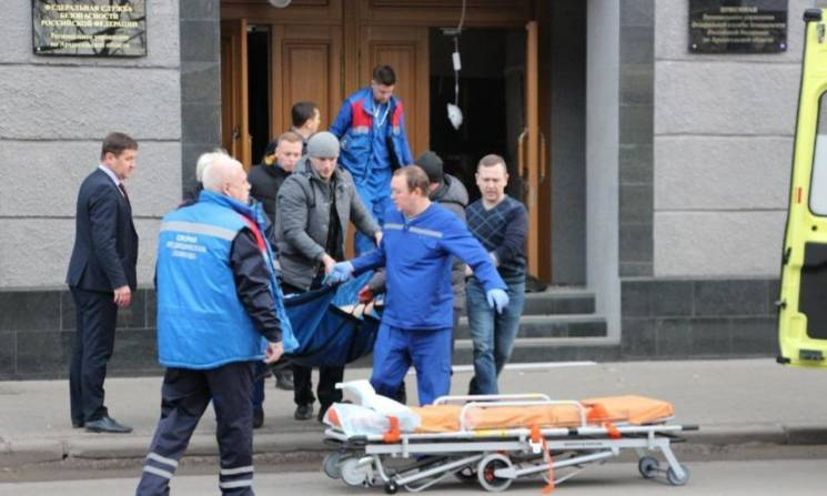 Відео дня: Вибух в ФСБ, Путін погрожує наслідками за розрив із РПЦ
