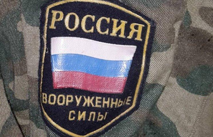 Российские военные в Луганске открыто создают коридоры для бронетехники