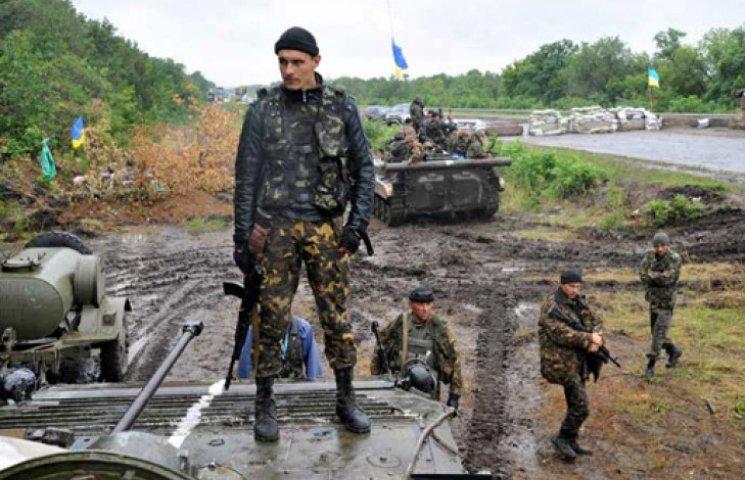 30-я бригада вырвалась из окружения и больше не хочет воевать - журналист