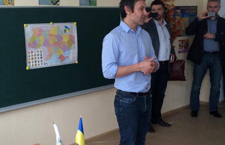 ФЕЙК ДНЯ: Святослав Вакарчук веде Королевську на вибори