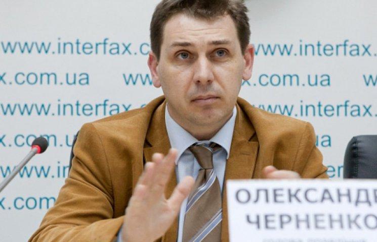 Александр Черненко: За место в списке партии – не больше миллиона