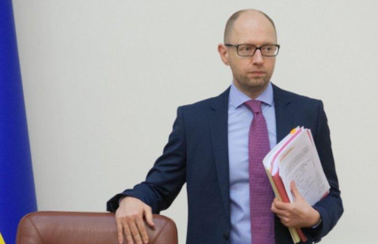 Яценюк расчитывает получить более $10 млрд до конца года