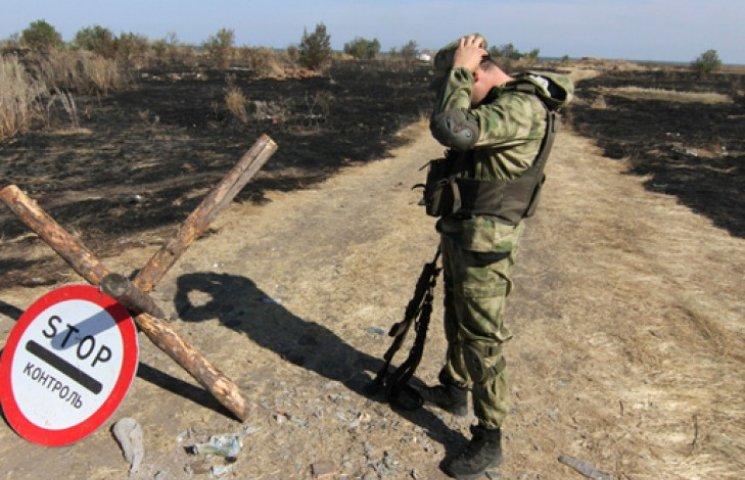 У Держприкордонслужбі розказали, як будуть будувати «Стіну» між Україною і РФ