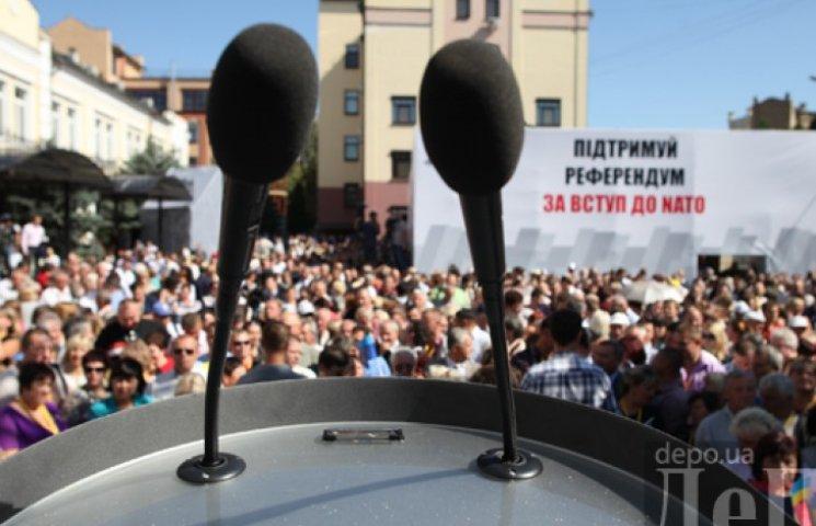 Холостий постріл Тимошенко