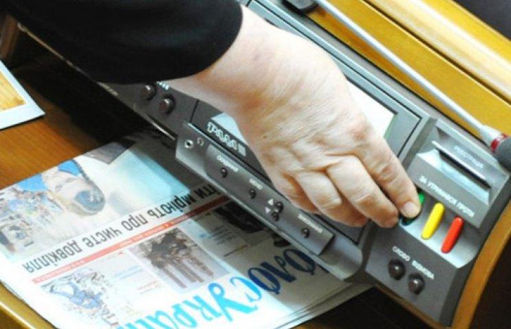 Газета Верховної Ради опублікувала закон про санкції проти країн-агресорів
