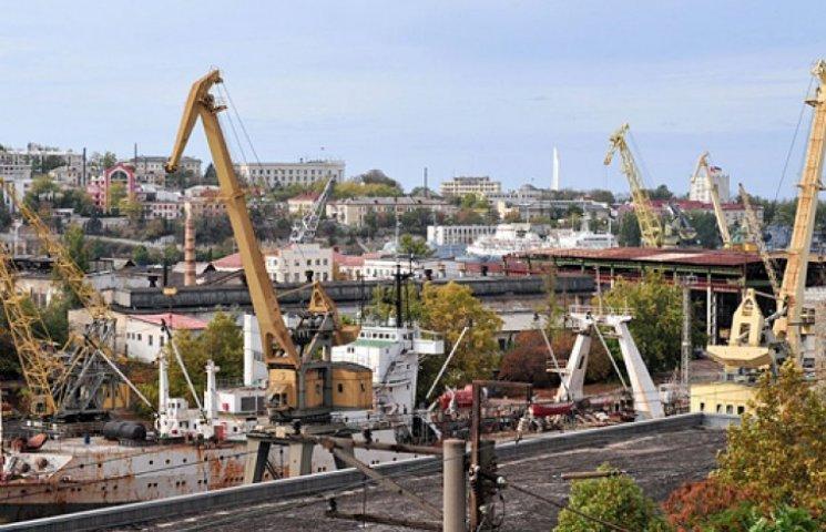У Севастополі заявили, що Порошенко продає свій судноремонтний завод