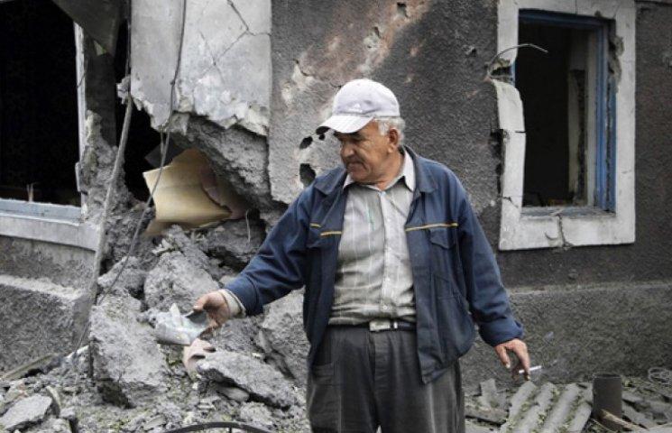 У Яценюка подсчитали убытки от войны на Донбассе