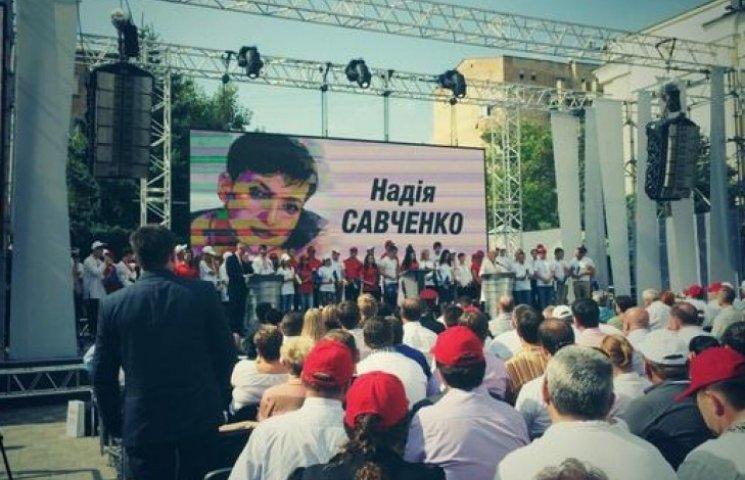 Последняя надежда: Тимошенко уступила первое место пленнице Савченко