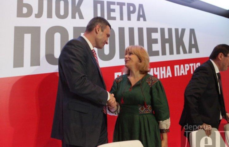 Стала известна первая десятка списка «Блока Порошенко»