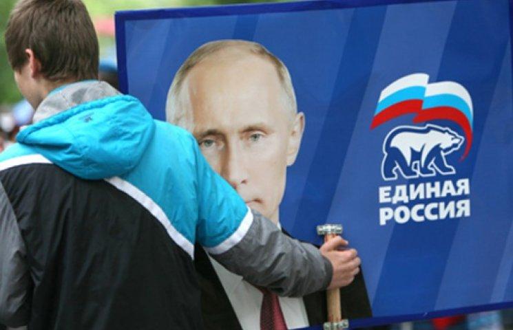 У кримський парламент проходять «ЄР» і Жириновський