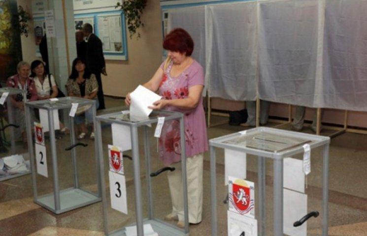 В Крыму провалили явку на выборы и придумали странное оправдание