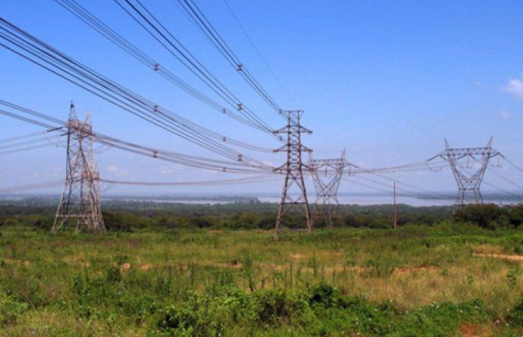 Терористи надумали тягнути електрику в Луганськ із Росії