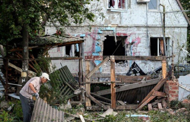 Восстанавливать Донбасс будут из специально созданного фонда
