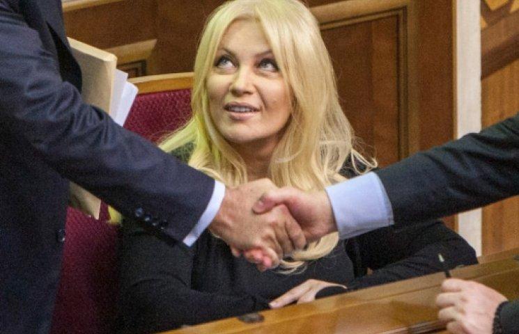 У Держдумі «миротворили» Повалій та нардепші з Криму (повний список)