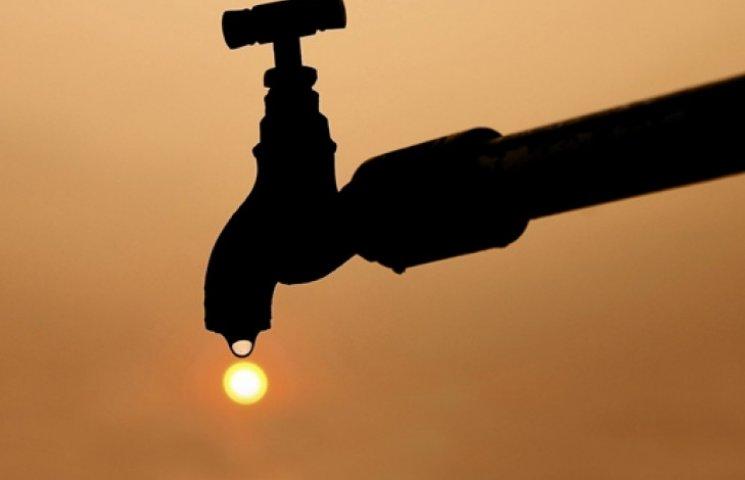 Власти Крыма уверяют, что запаслись водой до конца зимы