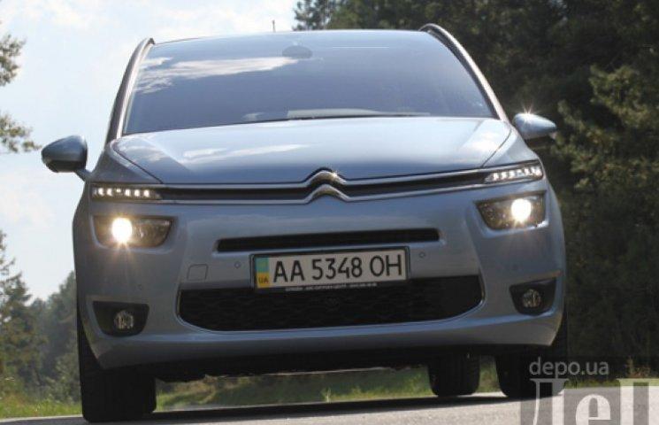 Citroen Grand C4 Picasso: экономный «европеец» с дорогим тюнингом