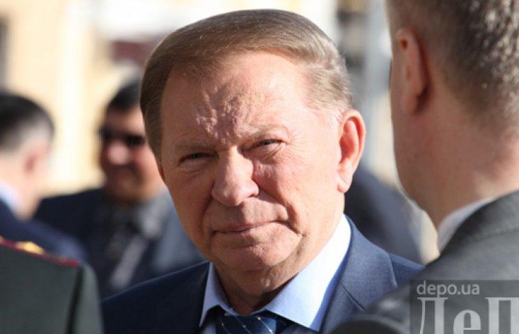 Кучма рассказал о «священной корове» и поехал в Минск на переговоры