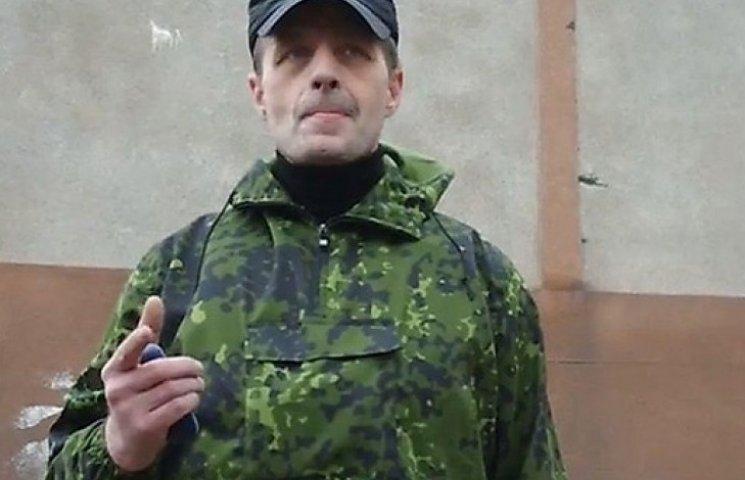 Терориста «Біса» хочуть призначити «головнокомандувачем Новоросії»