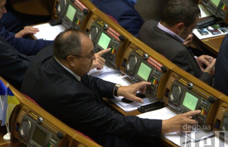Кордони Донбасу з особливим статусом визначить Рада