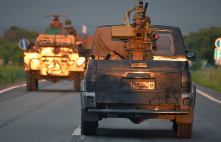 Боевики готовят наступление по двум фронтам - Тымчук