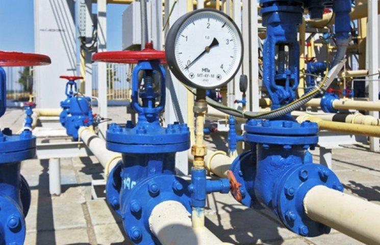 Україна вже закачала в сховища майже 16,5 млрд кубометрів газу
