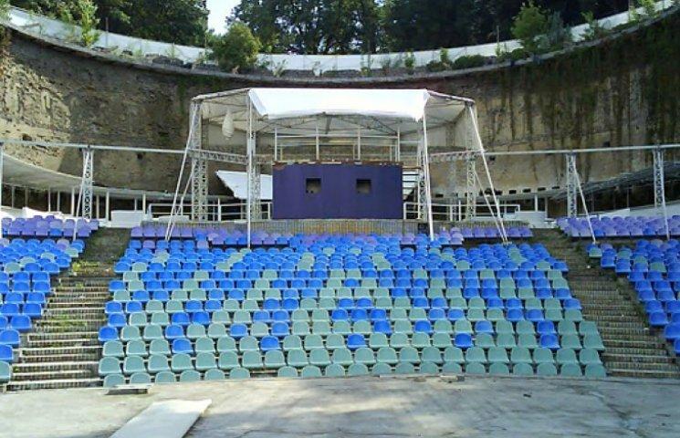 Столичный «Зеленый театр» закрывается навсегда