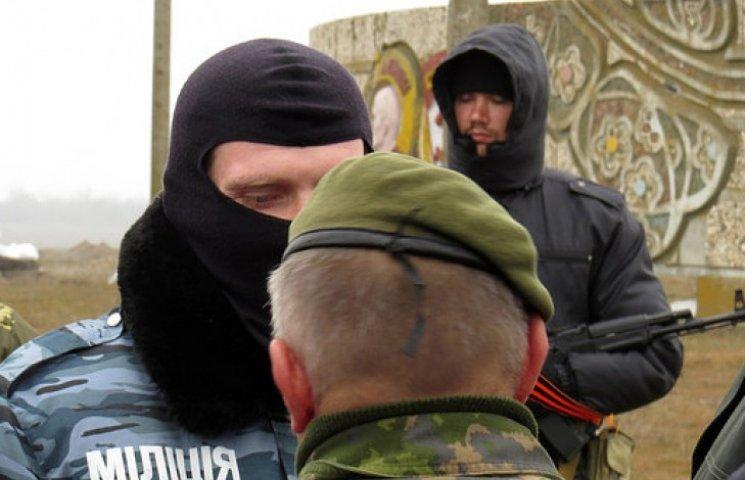 Бойовики призначили начальників «народної міліції» в Стаханові і Первомайську - ЗМІ