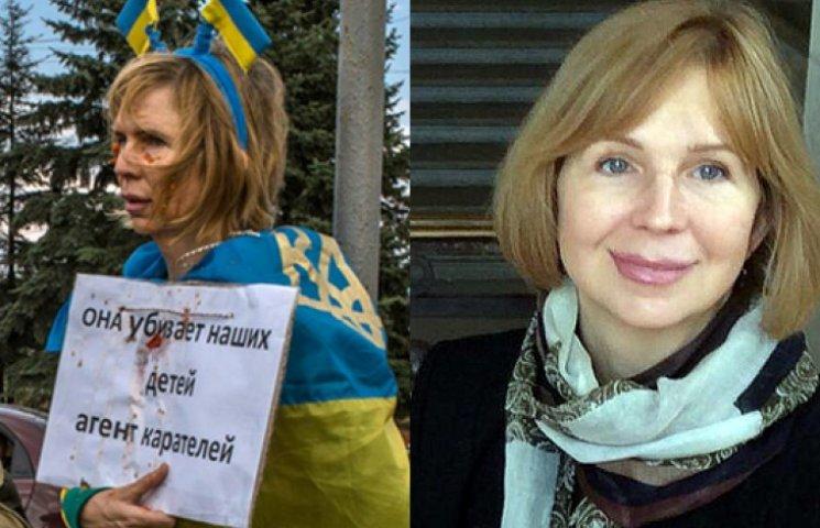Украинская мученица с Донбасса решила идти в Раду