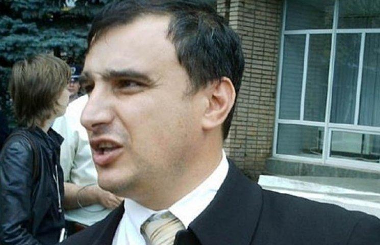 Луганский сепаратист напал на журналистку в Киеве