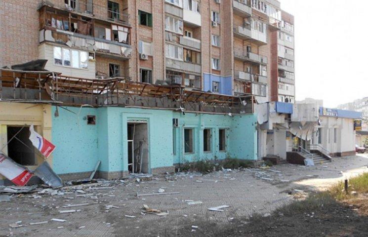 Терористи готують жителям Луганська комунальну подачку
