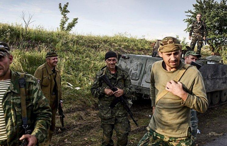 В «ДНР» и «ЛНР» заговорили о прекращении поставок оружия из РФ – СНБО