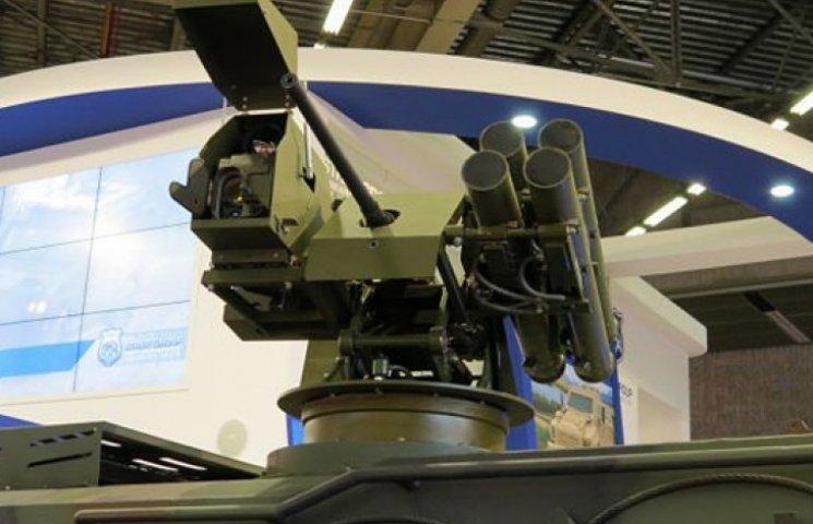 В Україні розроблено новий бойовий модуль «Сармат»