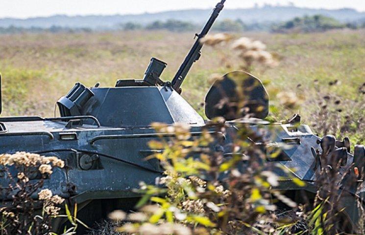 В Крыму армия РФ развернула лагерь возле границы с Херсонщиной