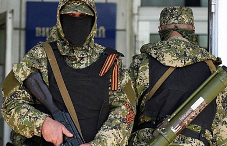 Бойовики в Алчевську оголосили «воєнний стан» і примусову мобілізацію