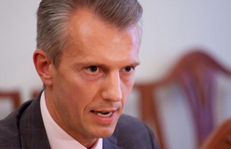 Хорошковський пояснив, навіщо повернувся в політику
