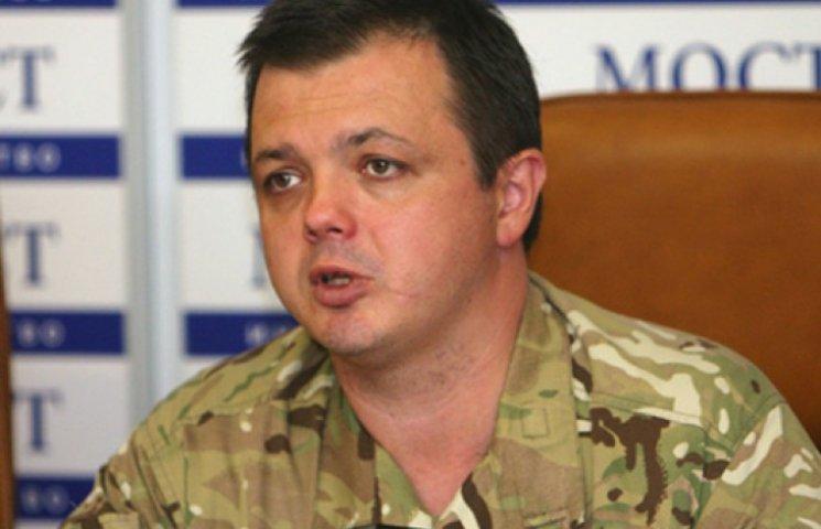 Семенченко розповів, чим займатиметься його «Українська військова організація»