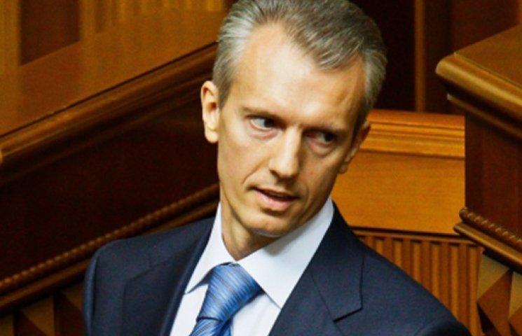 Хорошковський докорив уряду Яценюка в некомпетентності