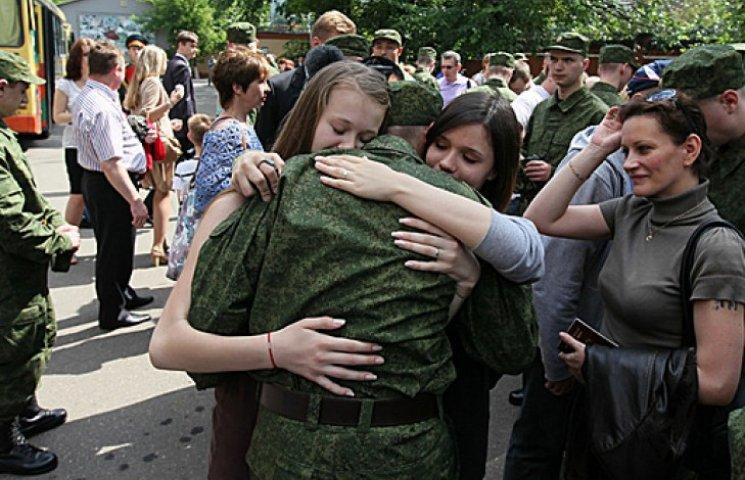 У Росії почнуть закликати в армію кримчан вже з весни