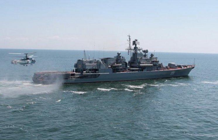 Путін відправив своїх моряків стежити за україно-американськими навчаннями