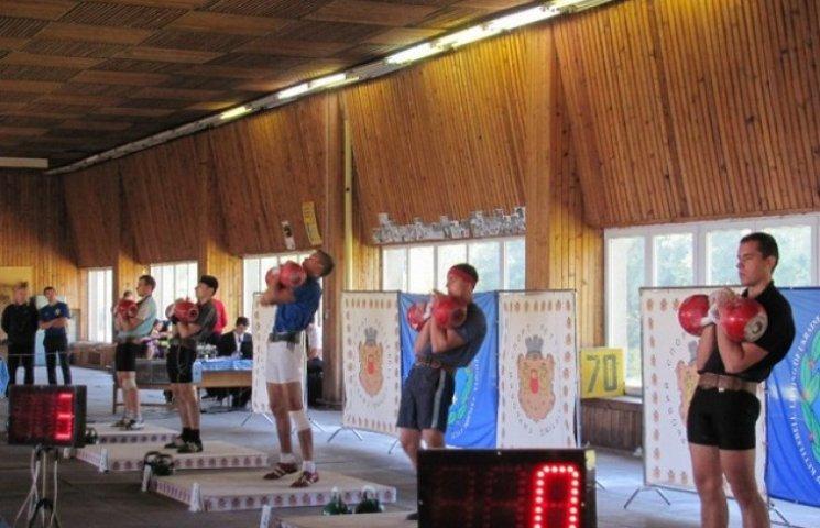 Теофіпольці зайняли перші місця на чемпіонаті України з гирьового спорту